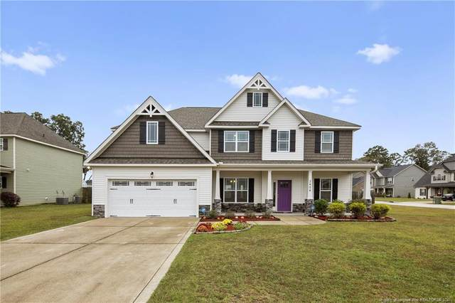 3404 Summer Cove Drive, Fayetteville, NC 28306 (MLS #644282) :: Moving Forward Real Estate