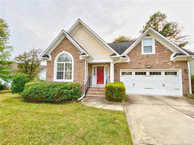 719 Orchard Falls Drive, Spring Lake, NC 28390 (MLS #644326) :: Moving Forward Real Estate