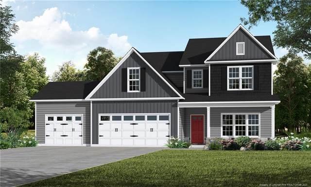 1446 Creekwood (Lot 35) Road, Hope Mills, NC 28348 (MLS #644354) :: Premier Team of Litchfield Realty