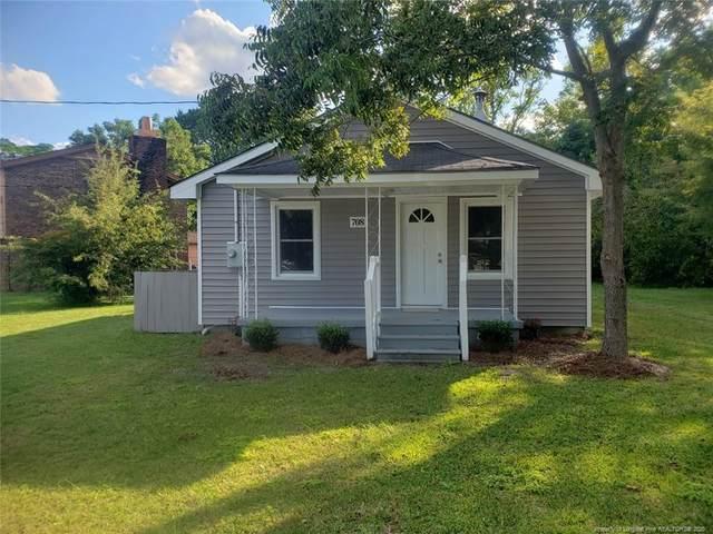 708 E Vance Street, Dunn, NC 28334 (MLS #644369) :: Moving Forward Real Estate