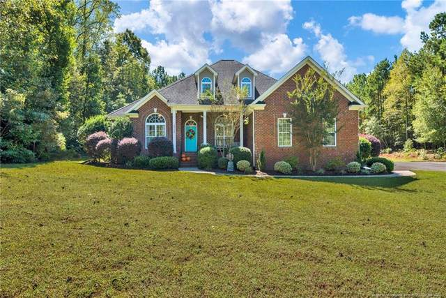 3715 Wicker Street, Sanford, NC 27330 (MLS #644415) :: The Signature Group Realty Team