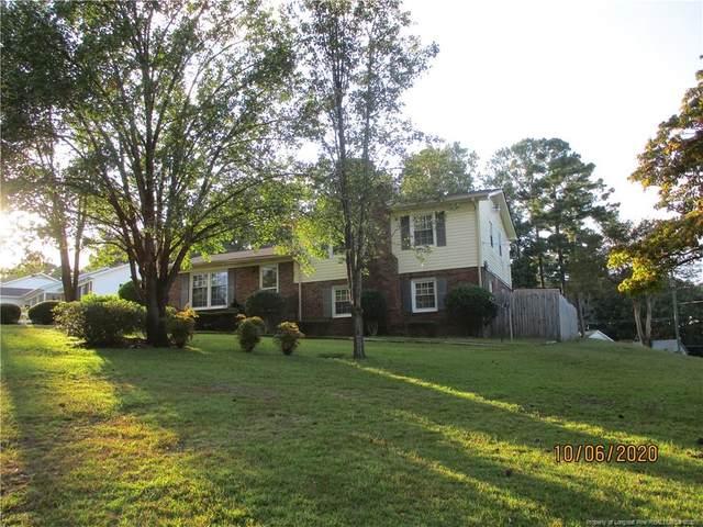 751 Buena Vista Drive, Fayetteville, NC 28311 (MLS #644416) :: Moving Forward Real Estate