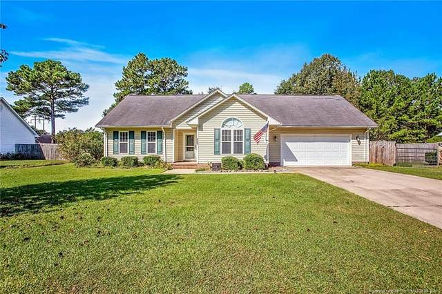 620 Tulip Court, Stedman, NC 28391 (MLS #644438) :: Moving Forward Real Estate