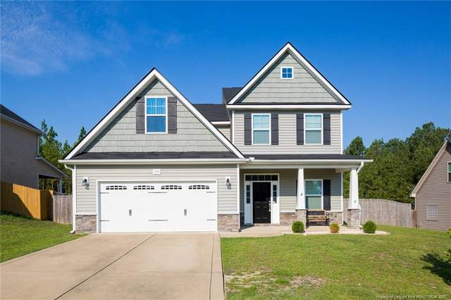 1525 Gallant Fox Court, Parkton, NC 28371 (MLS #644496) :: Moving Forward Real Estate