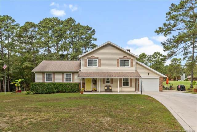 140 Bledsoe Street, Hope Mills, NC 28348 (MLS #644514) :: The Signature Group Realty Team