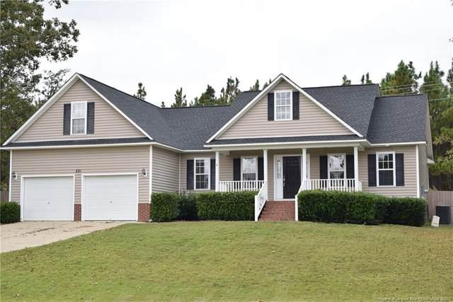 221 Union Circle, Lillington, NC 27546 (MLS #644518) :: Moving Forward Real Estate