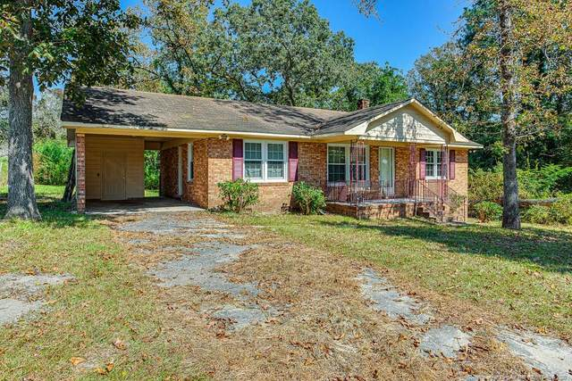 1102 Vass Road, Spring Lake, NC 28390 (MLS #644520) :: The Signature Group Realty Team