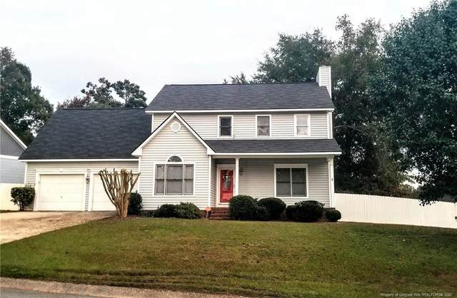 8441 Umstead Drive, Fayetteville, NC 28304 (MLS #644569) :: The Signature Group Realty Team