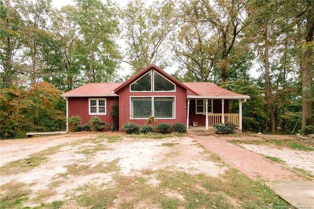 1225 Chris Cole Road, Sanford, NC 27332 (MLS #644578) :: The Signature Group Realty Team