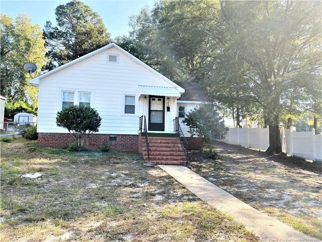 104 Kensington Circle, Fayetteville, NC 28301 (MLS #644583) :: On Point Realty