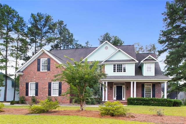 480 Whispering Pines Drive, Spring Lake, NC 28390 (MLS #644591) :: Premier Team of Litchfield Realty