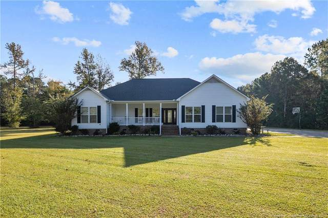 2116 Altitude Drive, Eastover, NC 28312 (MLS #644597) :: Premier Team of Litchfield Realty