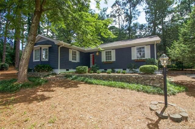105 S Ridge Street, Southern Pines, NC 28387 (MLS #644598) :: Moving Forward Real Estate