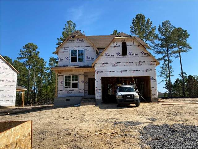 251 School Side Drive, Spring Lake, NC 28390 (MLS #644620) :: The Signature Group Realty Team