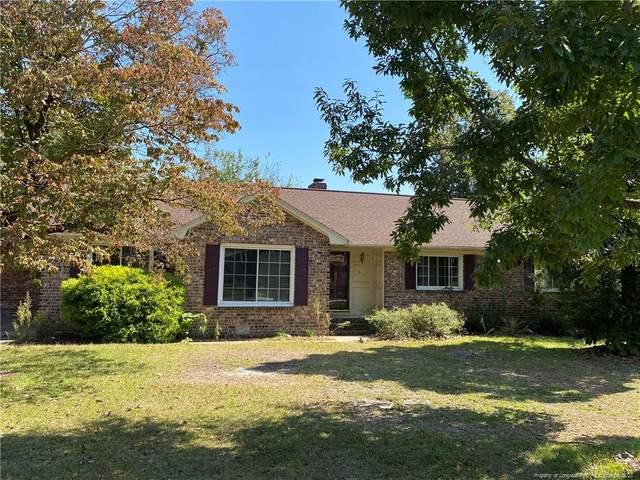 614 Wakefield Drive, Fayetteville, NC 28303 (MLS #644632) :: The Signature Group Realty Team