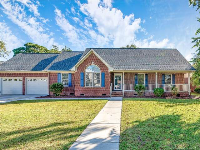 6629 Jacobs Creek Circle, Fayetteville, NC 28306 (MLS #644635) :: Premier Team of Litchfield Realty
