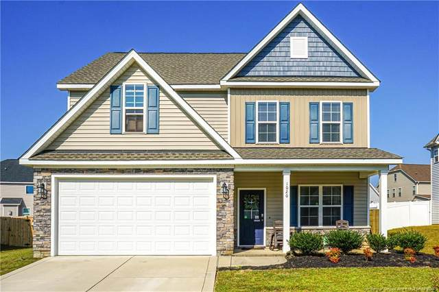1020 Liberty Lane, Fayetteville, NC 28311 (MLS #644642) :: The Signature Group Realty Team