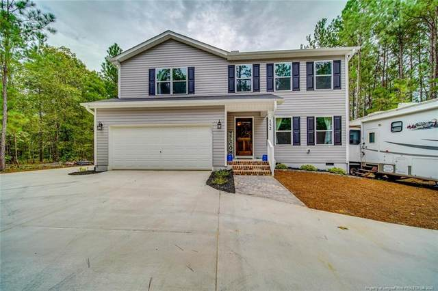152 Lunday Lane, Carthage, NC 28327 (MLS #644655) :: The Signature Group Realty Team