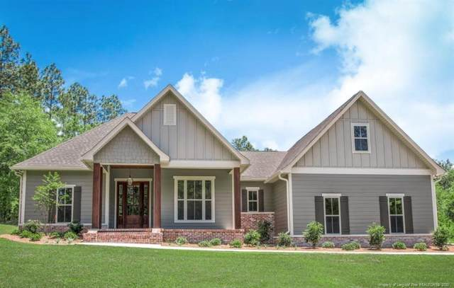 89 Lakeforest Trail, Sanford, NC 27332 (MLS #644661) :: Freedom & Family Realty
