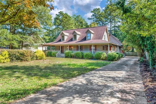 6377 Barbour Lake Road, Fayetteville, NC 28306 (MLS #644683) :: The Signature Group Realty Team