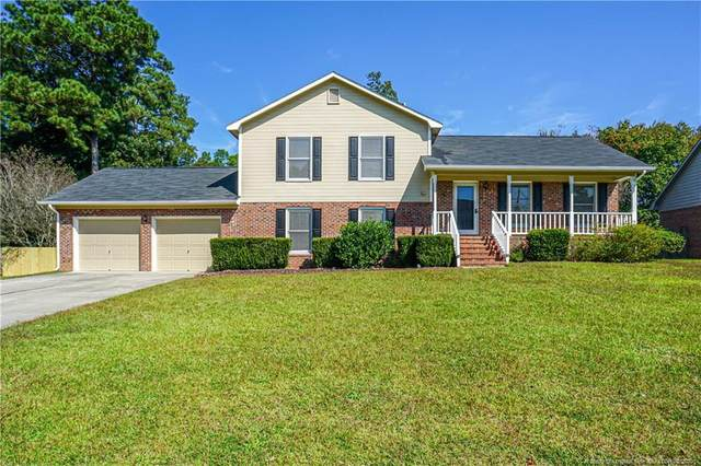 6426 Rolling Meadows Lane, Fayetteville, NC 28306 (MLS #644700) :: The Signature Group Realty Team