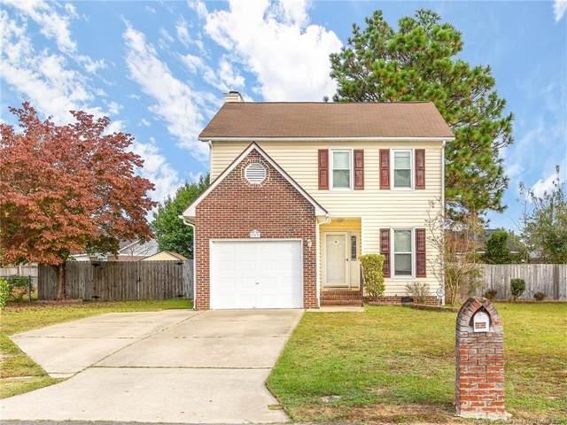 719 Alexwood Drive, Hope Mills, NC 28348 (MLS #644706) :: Moving Forward Real Estate