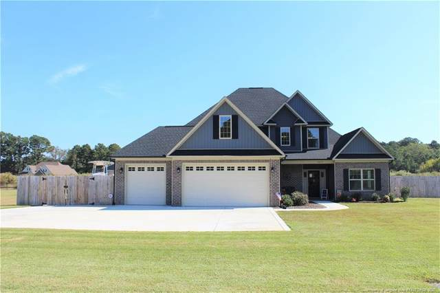 2677 Cypress Lakes Road, Hope Mills, NC 28348 (MLS #644712) :: Freedom & Family Realty