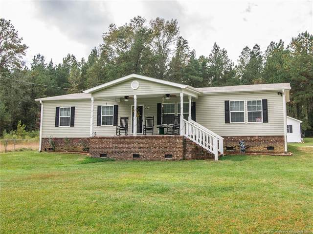 9644 Old Whiteville Road, Lumberton, NC 28358 (MLS #644727) :: The Signature Group Realty Team