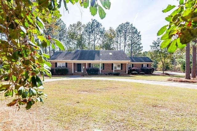 3008 Stonehenge Court, Fayetteville, NC 28306 (MLS #644745) :: Freedom & Family Realty