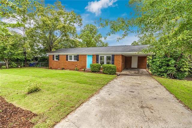 410 Virginia Drive, Spring Lake, NC 28390 (MLS #644771) :: The Signature Group Realty Team