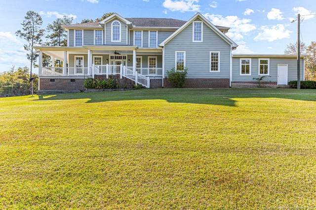 7381 Sheriff Watson Road, Sanford, NC 27332 (MLS #644778) :: The Signature Group Realty Team