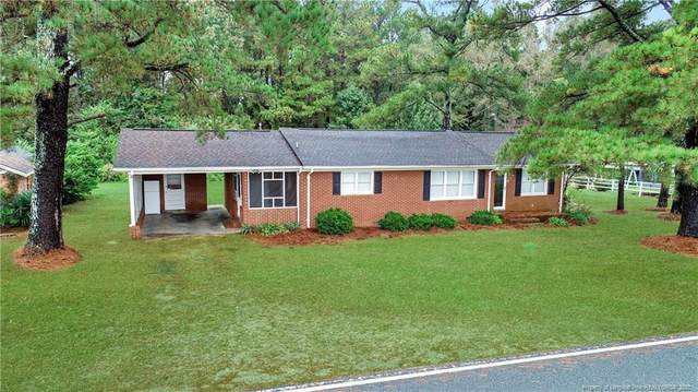 222 Stockyard Road, Lillington, NC 27546 (MLS #644785) :: Premier Team of Litchfield Realty