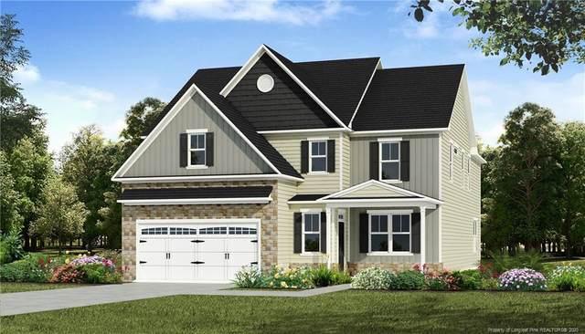 90 Southern Oak (Lot 263) Court, Bunnlevel, NC 28323 (MLS #644791) :: Moving Forward Real Estate