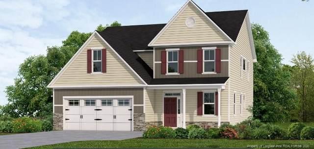 81 Silk Oak (Lot 317) Drive, Bunnlevel, NC 28323 (MLS #644794) :: Moving Forward Real Estate