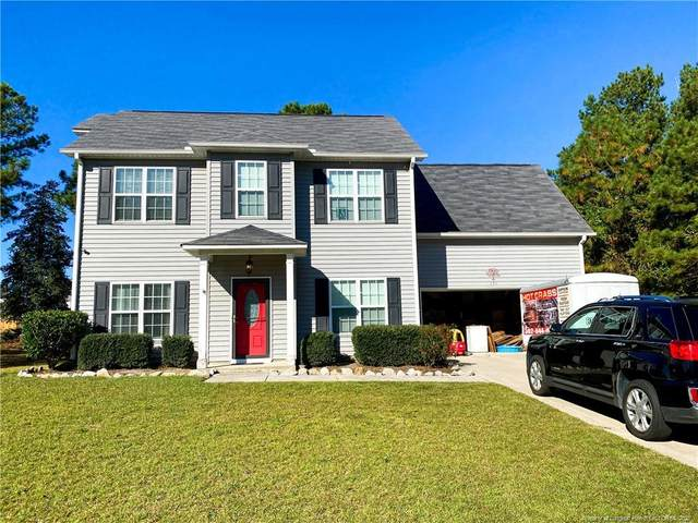 233 Michael Drive, Raeford, NC 28376 (MLS #644827) :: The Signature Group Realty Team