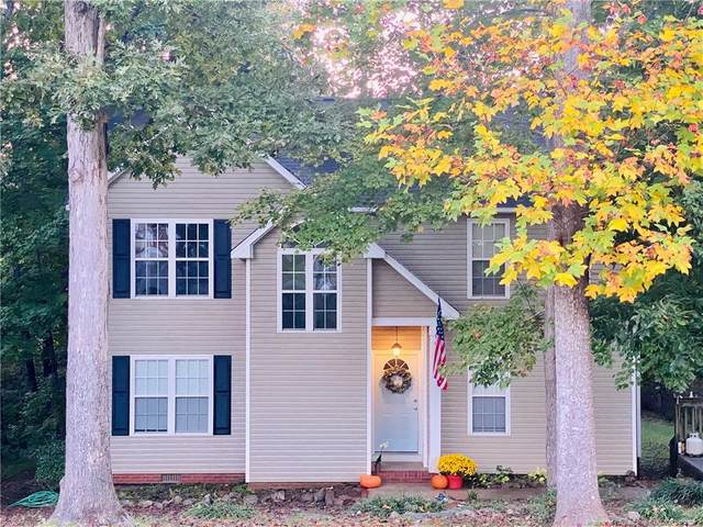 3325 N Green Valley Drive N, Sanford, NC 27330 (MLS #644840) :: The Signature Group Realty Team