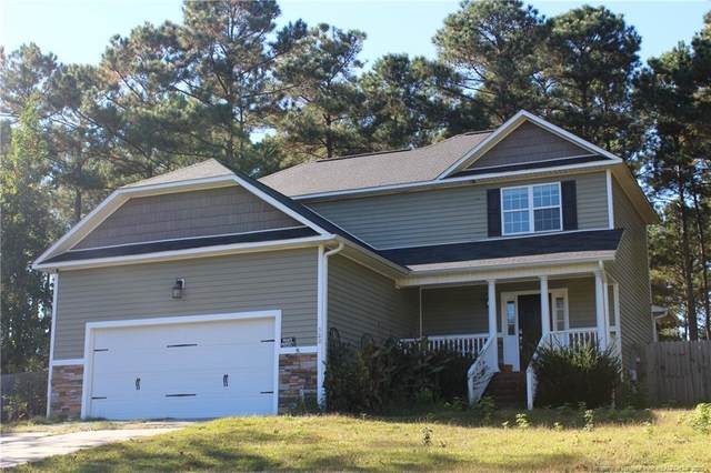 300 Tactical Drive, Bunnlevel, NC 28323 (MLS #644852) :: The Signature Group Realty Team