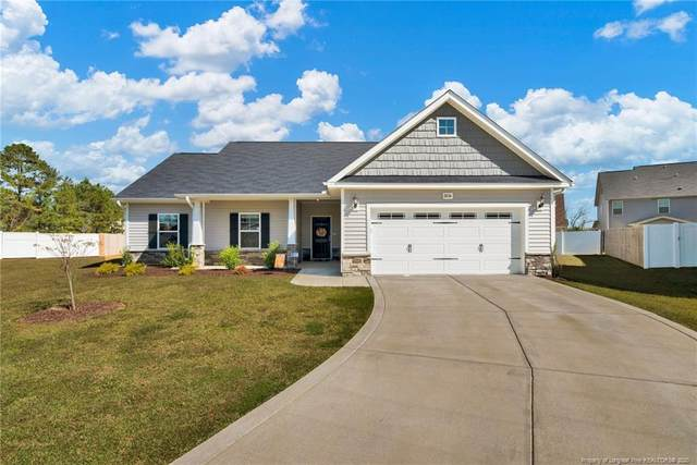 2634 Christy Court, Fayetteville, NC 28304 (MLS #644859) :: The Signature Group Realty Team