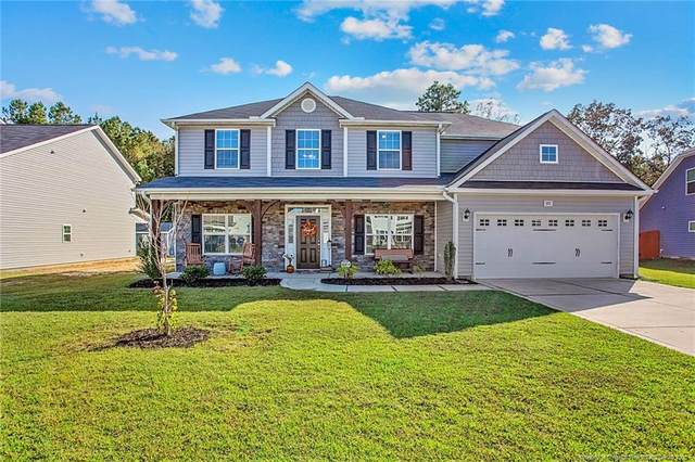 357 Wexford Street, Raeford, NC 28376 (MLS #644875) :: Moving Forward Real Estate