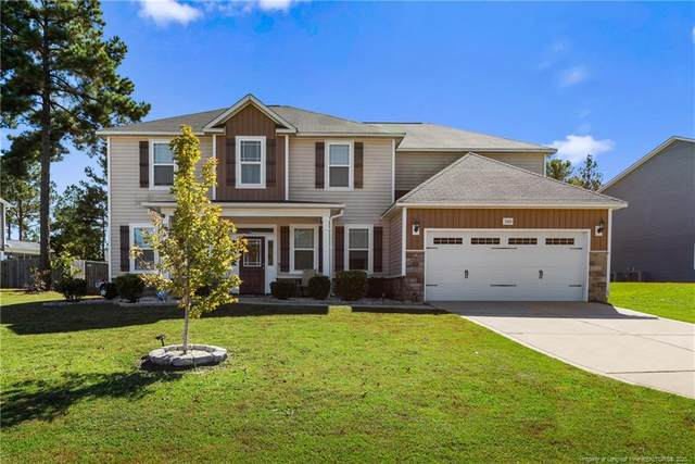 560 Wood Point Drive, Lillington, NC 27546 (MLS #644906) :: Moving Forward Real Estate