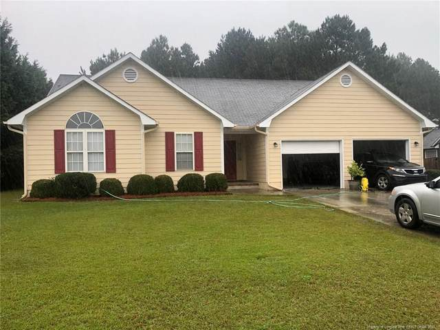 101 Winterfield Drive, Raeford, NC 28376 (MLS #644909) :: The Signature Group Realty Team