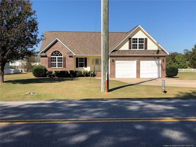1437 Tom Starling Road, Fayetteville, NC 28306 (MLS #644913) :: Moving Forward Real Estate