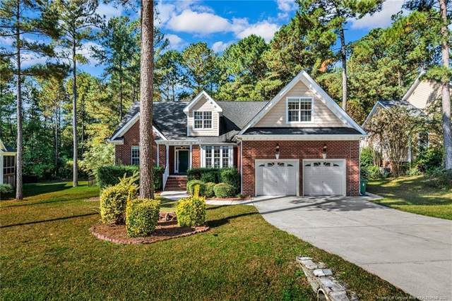 125 Falling Water Road, Spring Lake, NC 28390 (MLS #644923) :: Moving Forward Real Estate
