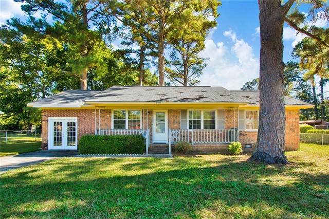 6937 Radnor Street, Fayetteville, NC 28314 (MLS #644929) :: The Signature Group Realty Team