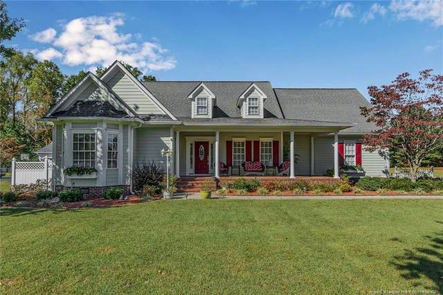 4225 Final Approach Drive, Eastover, NC 28312 (MLS #644931) :: The Signature Group Realty Team