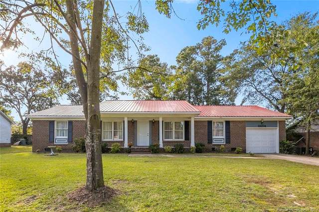 2204 Baywater Drive, Fayetteville, NC 28305 (MLS #644932) :: Moving Forward Real Estate