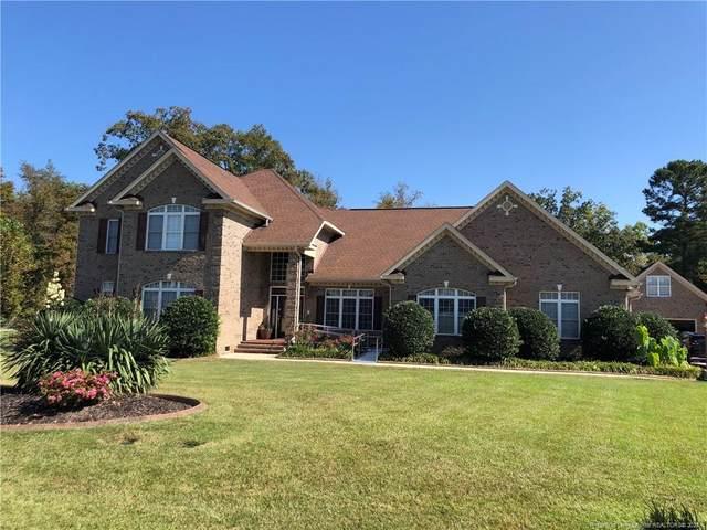 325 Kimberwicke Drive, Fayetteville, NC 28311 (MLS #644939) :: Freedom & Family Realty
