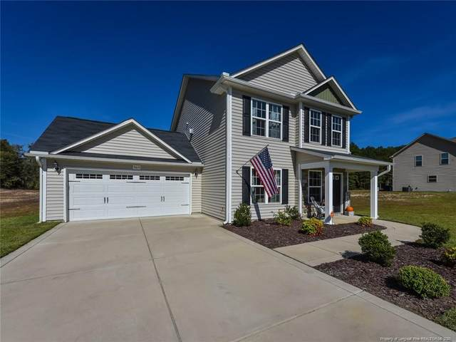 3613 Tenaille Street, Fayetteville, NC 28312 (MLS #644968) :: Moving Forward Real Estate