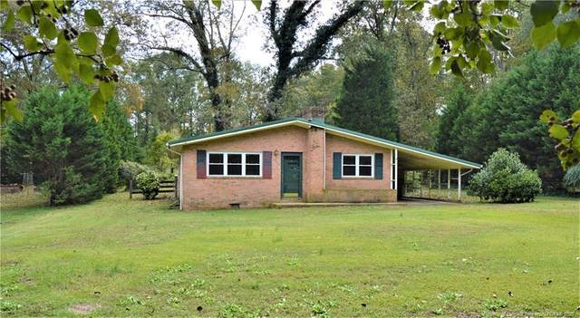 3304 Hillandale Drive, Sanford, NC 27332 (MLS #644993) :: The Signature Group Realty Team