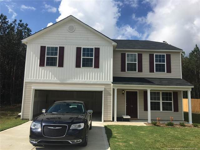 56 Kotata Avenue, Bunnlevel, NC 28323 (MLS #644994) :: Freedom & Family Realty